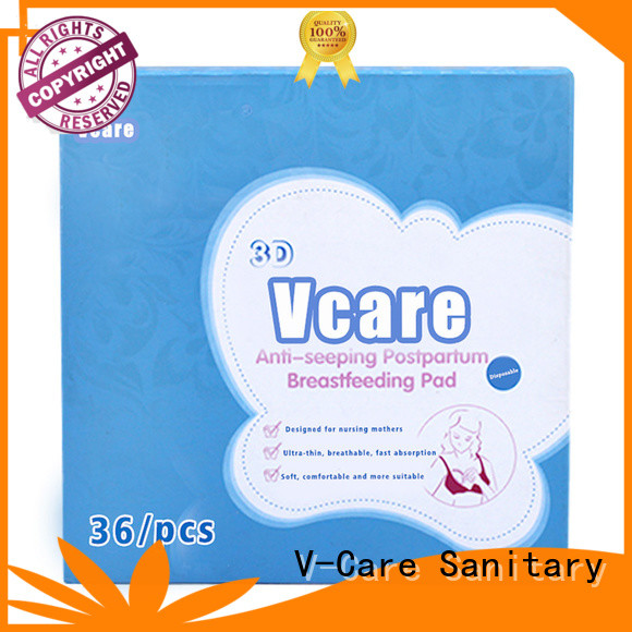 V-Care wholesale nursing pads supply for feeding