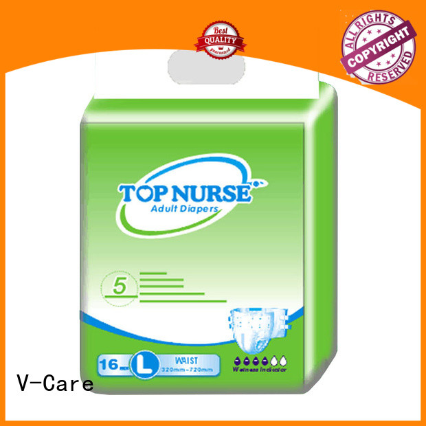 V-Care cheap adult diapers company for women