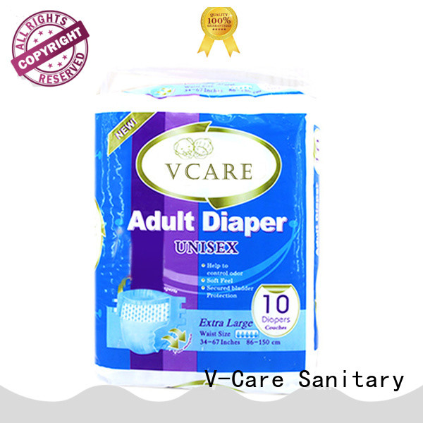 high-quality top adult diapers supply for sale