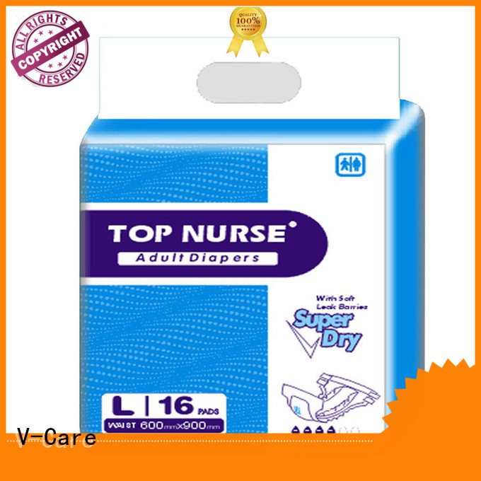 V-Care adults diapers wholesale for business for women