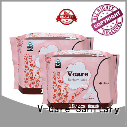 V-Care best good sanitary pads manufacturers for business