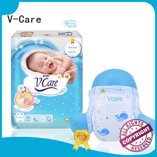 V-Care disposable baby nappies for business for sale