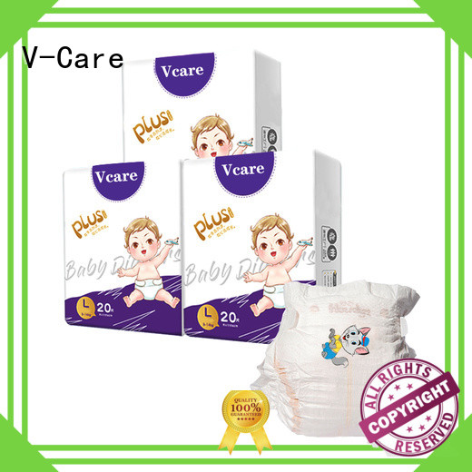 V-Care custom good baby diaper for business for sale