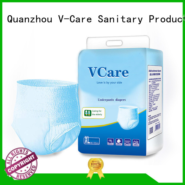 V-Care adult pull ups suppliers for adult