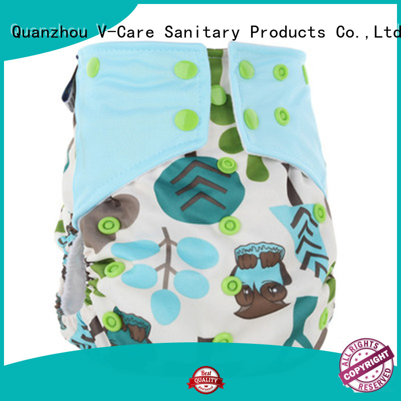 V-Care latest newborn diapers factory for sleeping