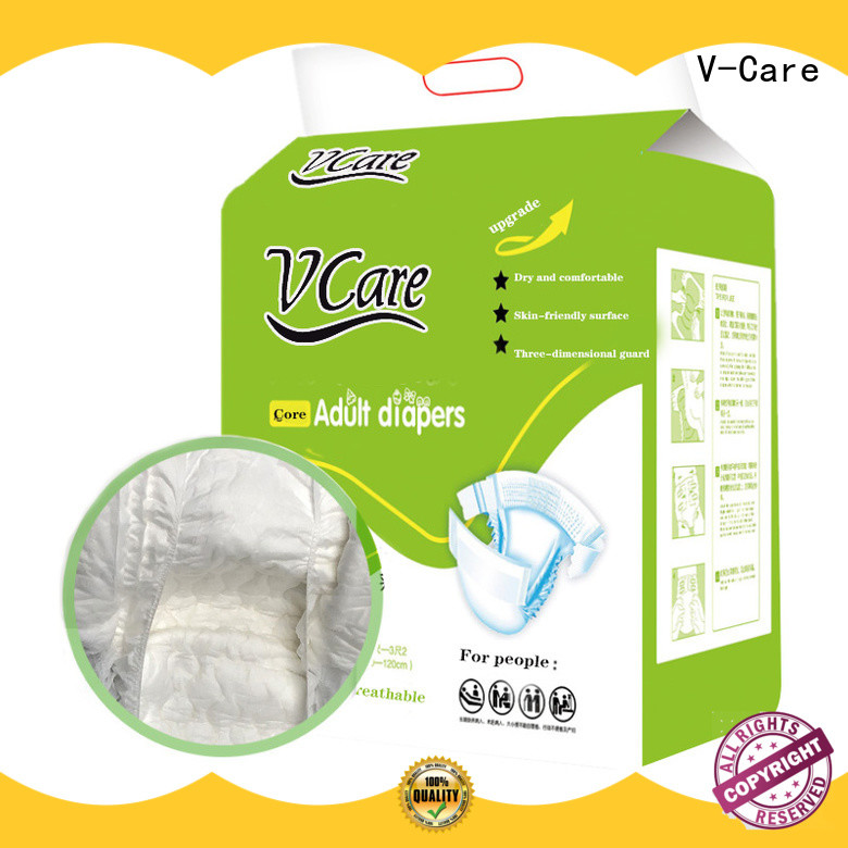 V-Care latest the best adult diapers company for adult