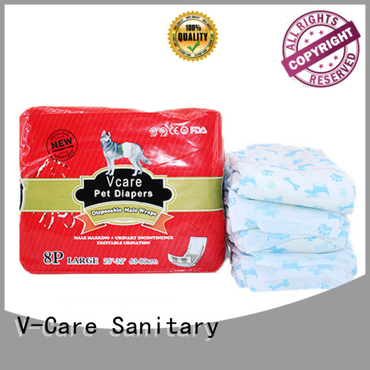 V-Care diaper pet supply for pets