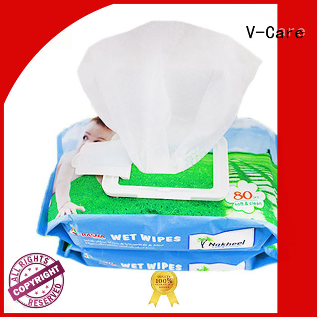 oem cheap wet wipes supply for baby